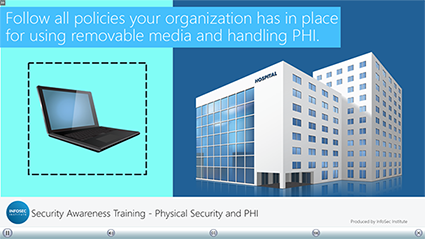 Physical Security and PHI