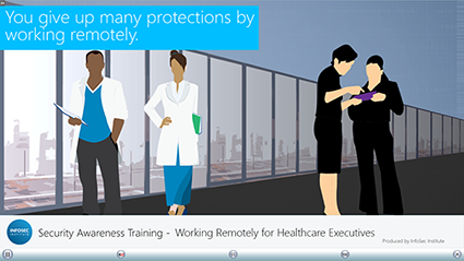 Working Remotely for Healthcare Executives