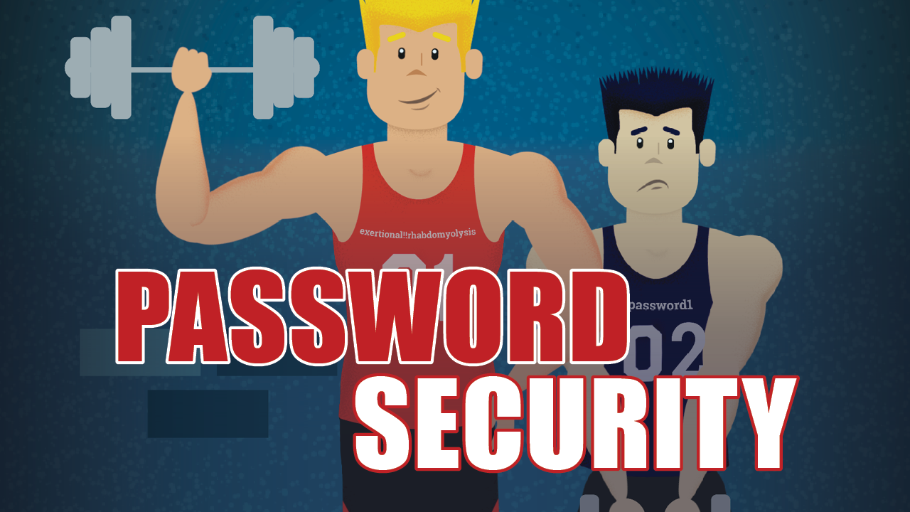 Poster - Need to Know: Password Security