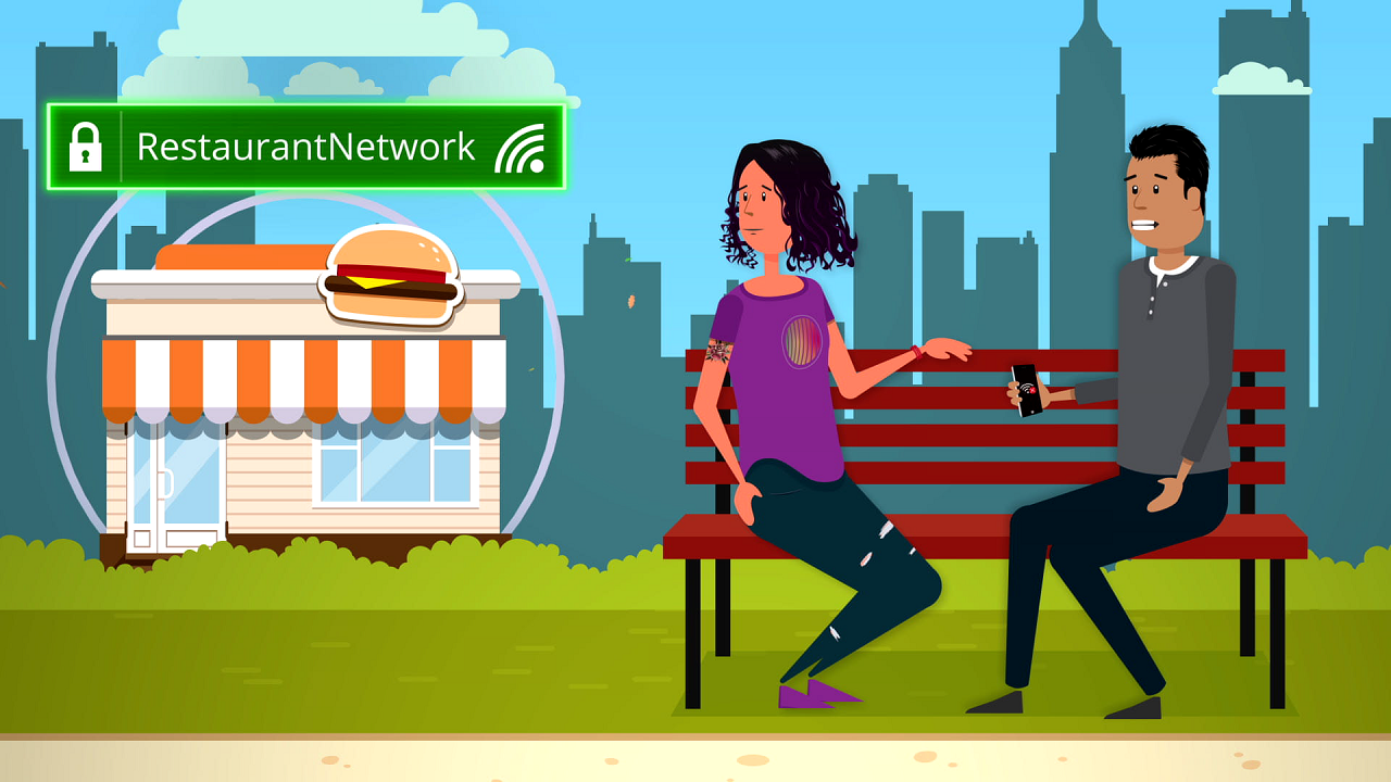 Need to Know: Public Wi-Fi